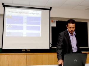 Refugee Settlement Training Program