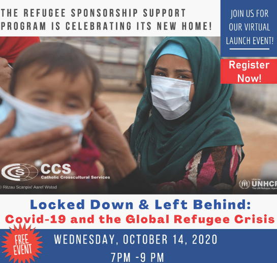 Locked Down & Left Behind - CCS Launches Sponsorship Support Program & Hosts Panel